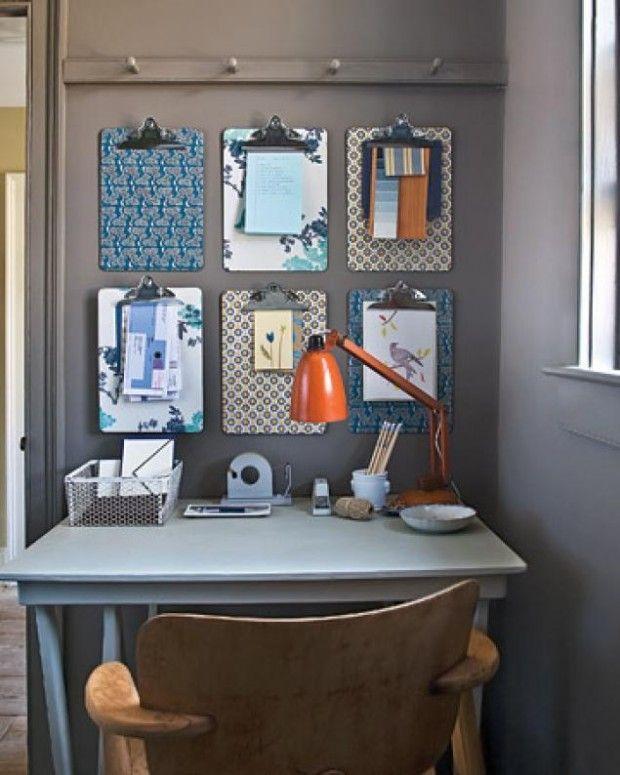 ideas organizar oficina en casa
