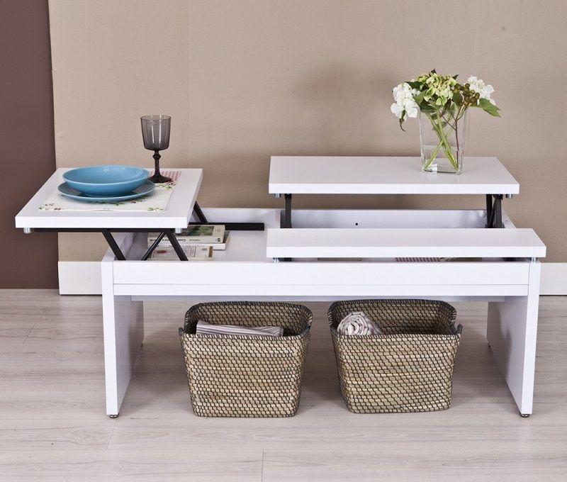 4 mesas de centro econ micas para tu sal n topkit - Mesas centro salon ...