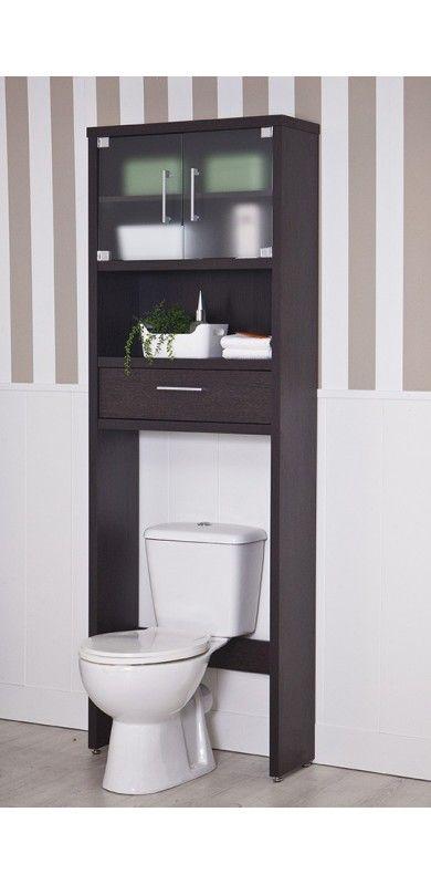 Muebles para el ba o en topkit topkit for Mueble encima wc