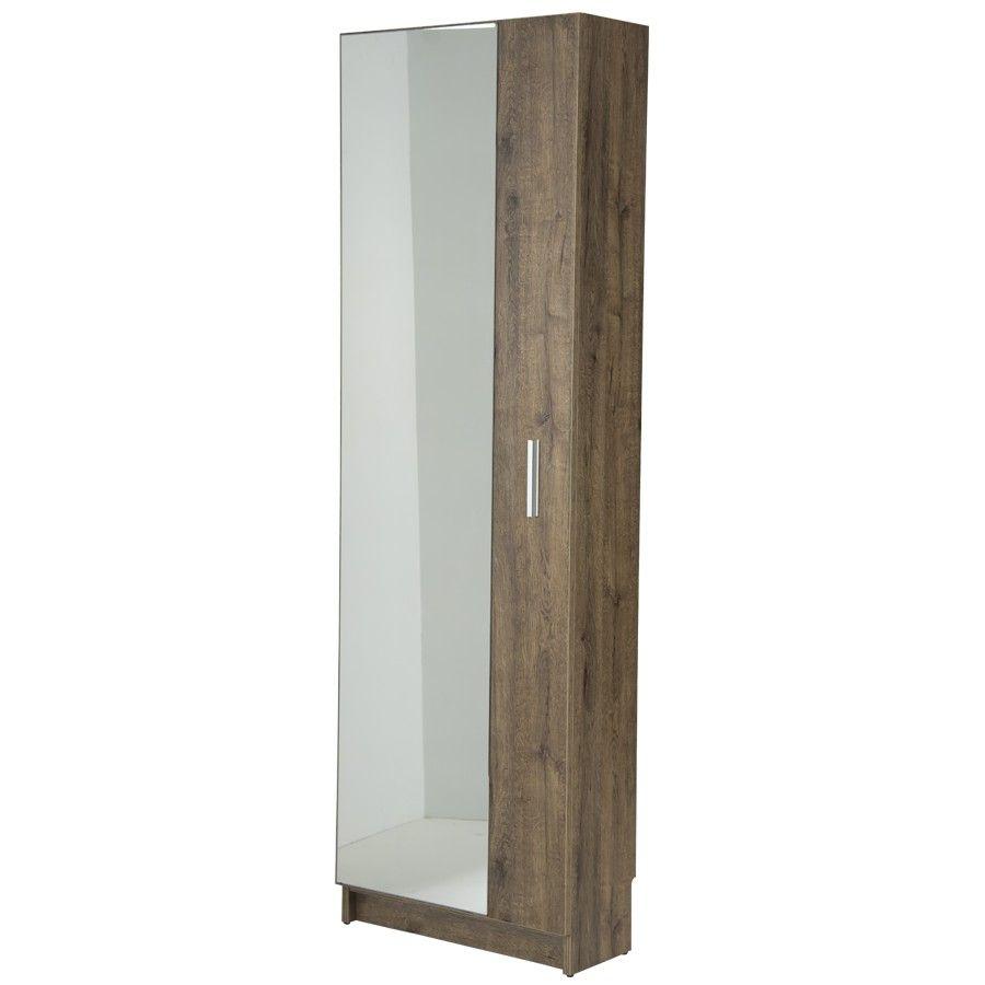 Mueble para zapatos con espejo ambienta amb closetdos for Mueble vector